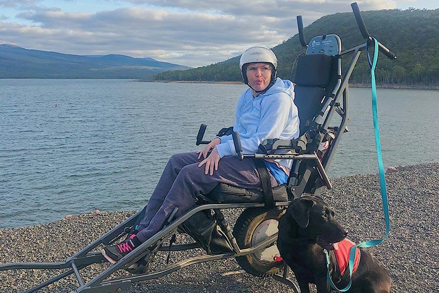 Accessible Grampians Halls Gap Experiences