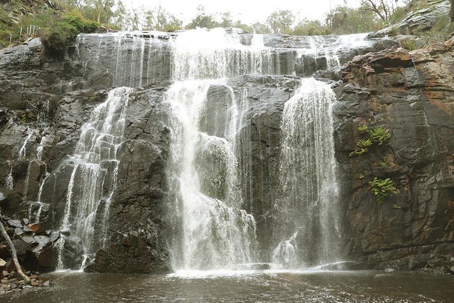 McKenzie Falls Grampians National Park