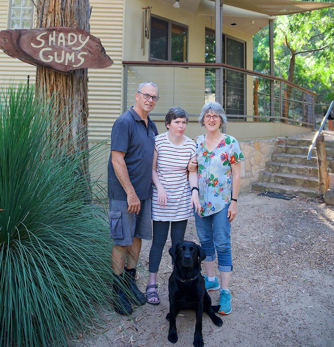 The Pearce Family Halls Gap