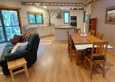 Accessible Lounge, Dining and Kitchen